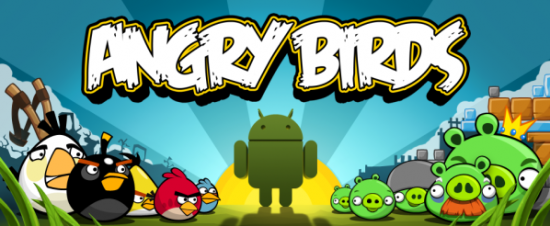 Angry Birds in versiune completa pe Android