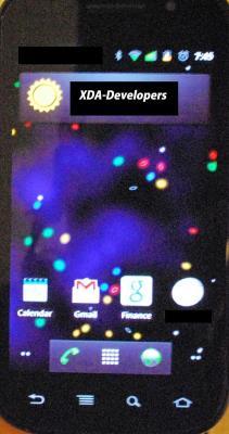 Nexus S Gingerbread