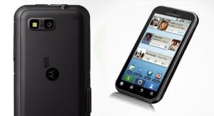 Motorola Defy trece la Froyo în 2011 Q2