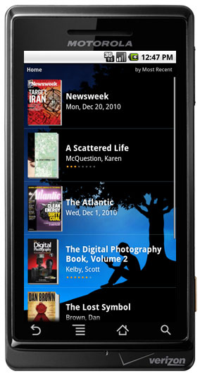 DROID-by-Motorola_Kindle-Home