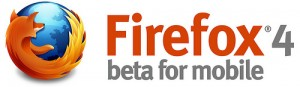 firefox mobile 4 beta for android