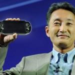 SONY NPG - Succesorul lui PSP prezentat de Kazuo Hirai