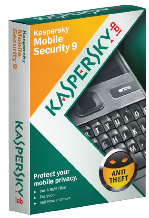 Kaspersky Mobile Security 9 pe Android Market