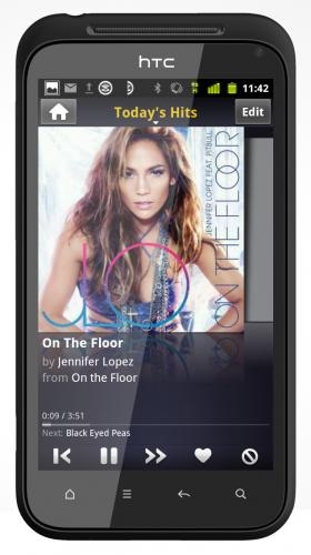 Android J LO