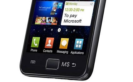 Microsoft solicita 15 dolari pentru fiecare telefon Samsung cu Android