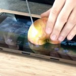ASUS Transformer pe post de tocator de fructe