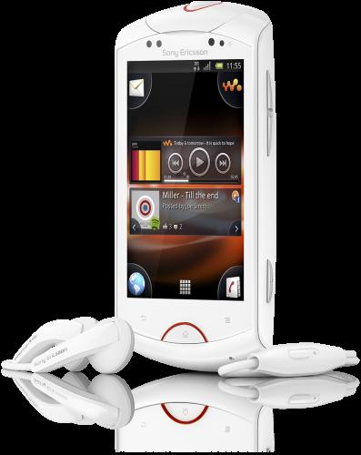 Sony Walkman cu Android