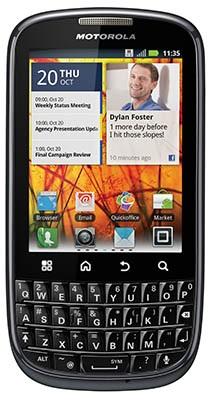 Motorola Pro+ pentru afaceri