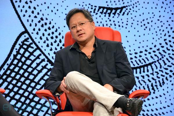 Președintele NVIDIA Jen-Hsun Huang
