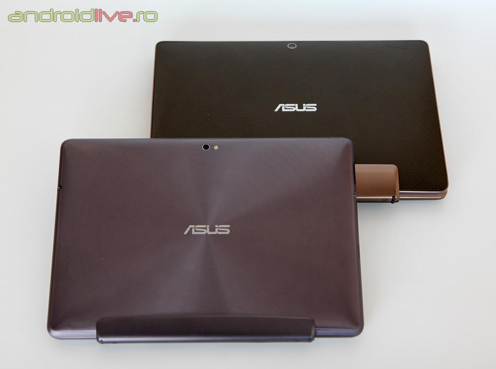 Tabletele ASUS Transformer și ASUS Transformer Prime