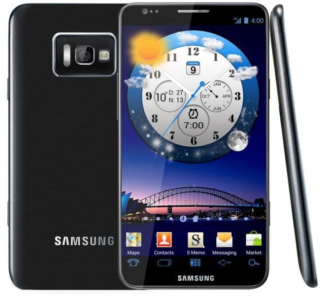 Samsung Galaxy S II I9500