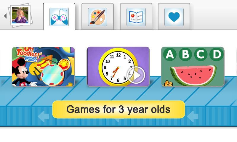 Aplicatie Android pentru copii