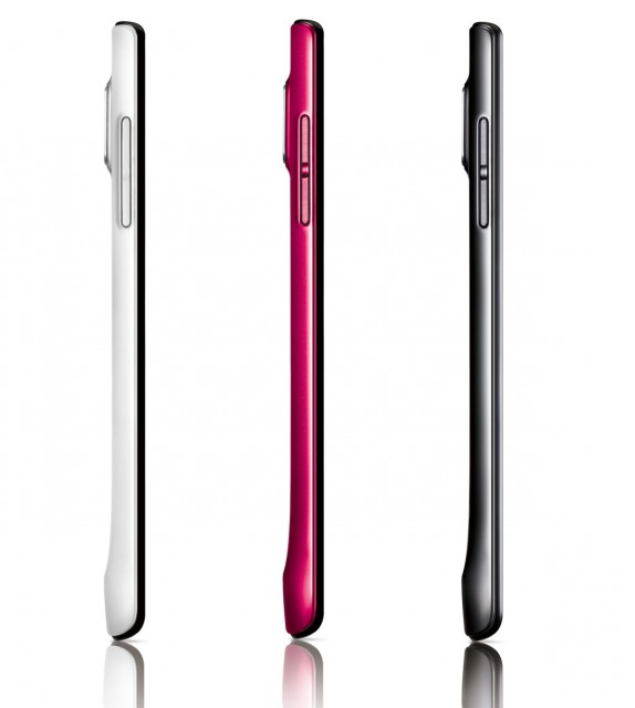 Huawei Ascend P1-S profil