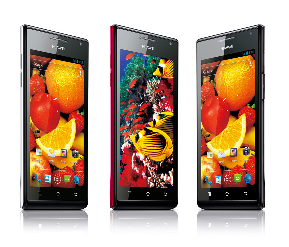 Huawei Ascend P1-S