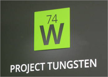 Proiectul Tungsten