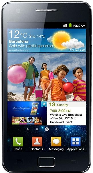 Telefon Mobil I9100 Galaxy S II