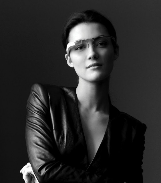 Ochelarii Google pentru realitate augmentata
