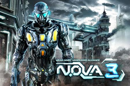 Gameloft N.O.V.A 3