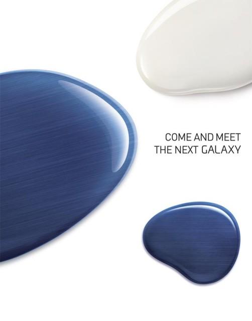 Invitatia Samsung pentru lansarea viitorului telefon Galaxy