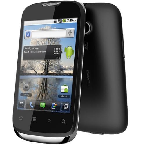 Telefon mobil Huawei Smartphone U8650 Sonic Black