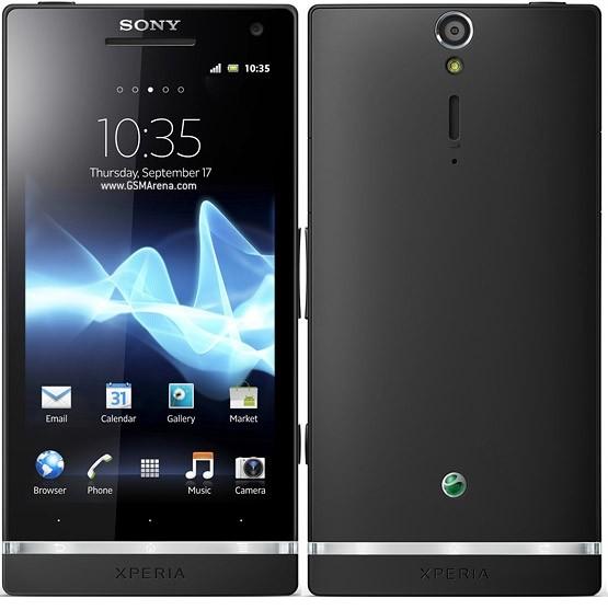 Telefon mobil Sony XPERIA S LT26I