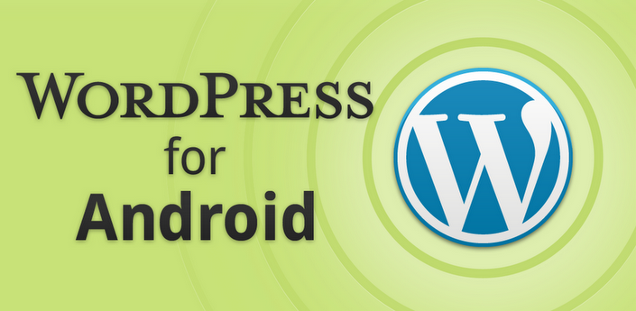 WordPress pentru Android