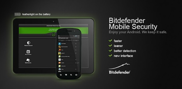 Bitdefender Mobile Security pentru Android