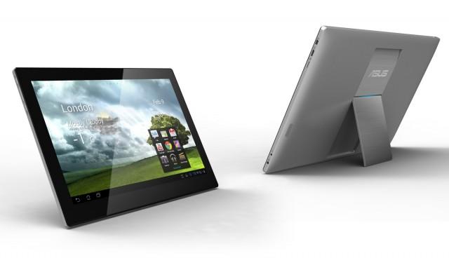 ASUS Transformer AiO - Ecranul cu Android