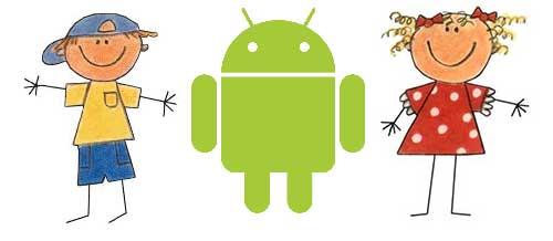 7 aplicatii Android pentru copii