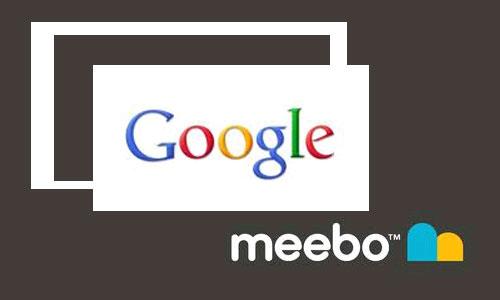 Google cumpara Meebo