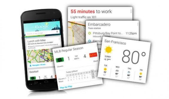 Google Now pentru Android