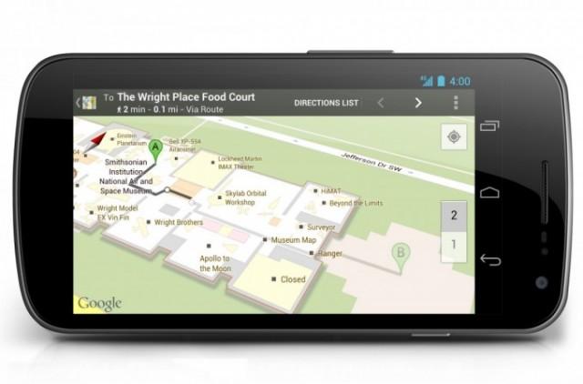 Google Maps muzee