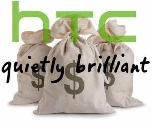 Scadere de profil la HTC