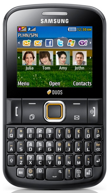 Samsung E2222 Dual Sim