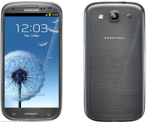 Samsung Galaxy SIII Titanium Grey