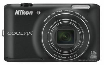 Nikon CoolpixS800c Android