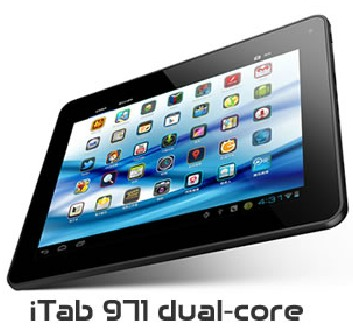 InfoTouch iTab 971