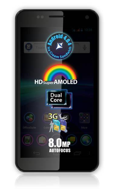 Allview P6 Stony Dual SIM