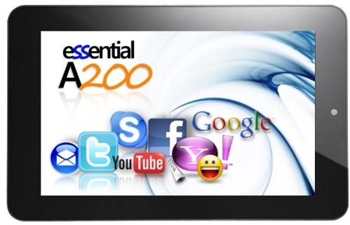 E-BODA Essential A200