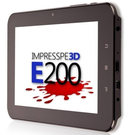 E-BODA IMPRESSPE3D E200