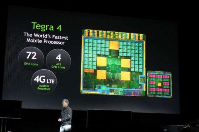 Prezentare NVIDIA Tegra 4 CES 2013