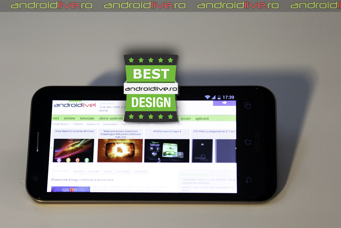 ASUS Padfone 2 Best Design