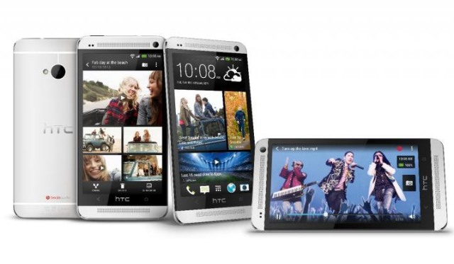 HTC One White