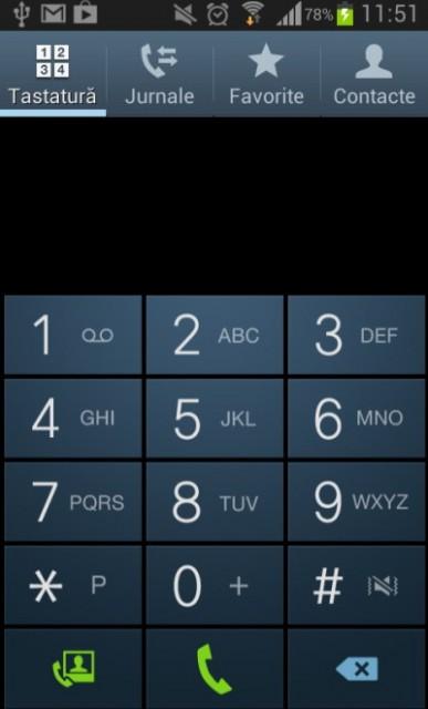 Samsung Galaxy S III mini telefon