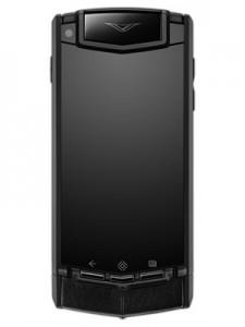 cel mai scump telefon Vertu Ti Black PVD