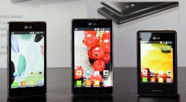 LG Optimus L II