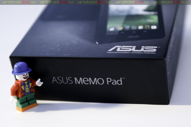 ASUS MeMO Pad ME172V mini review Android LIVE! telefoane, tablete, portabile si aplicatii Android
