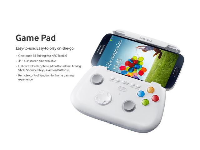 Samsung Game Pad Galaxy