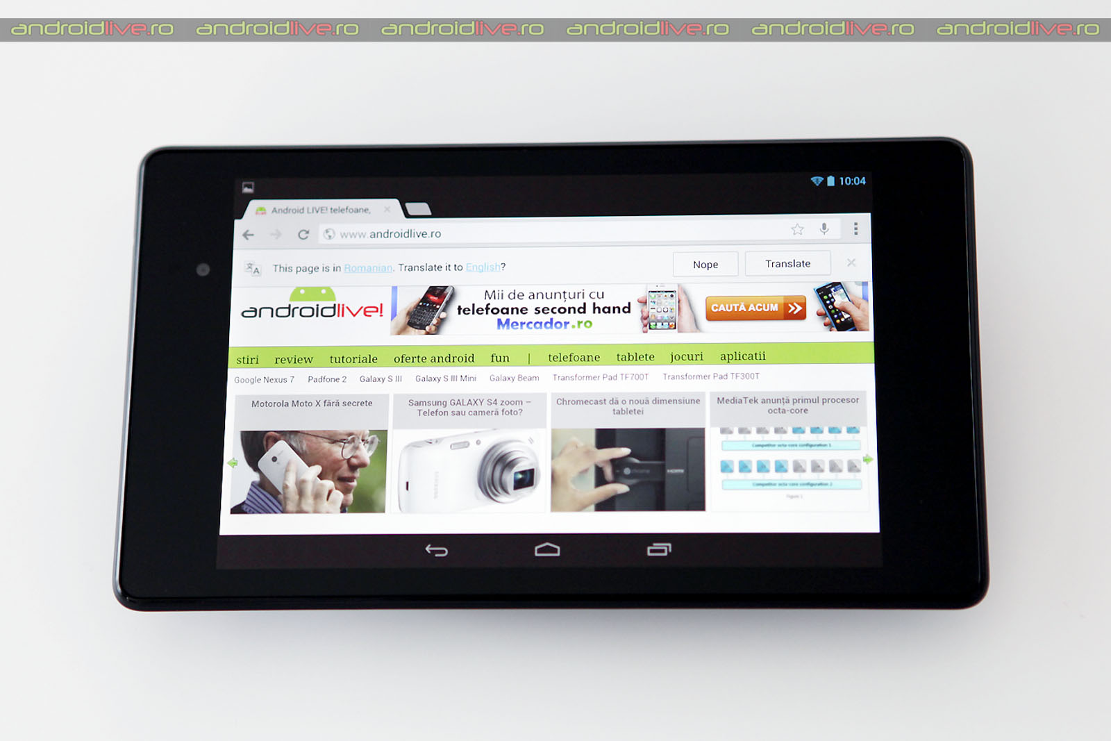 Tableta Google NEXUS 7 2013