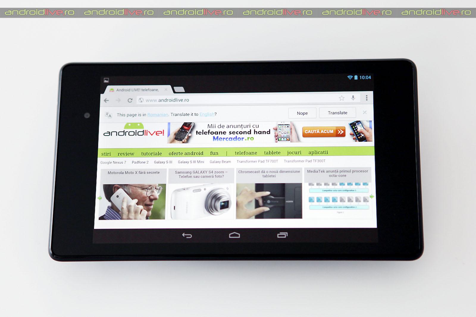 Tableta Google NEXUS 7 2013